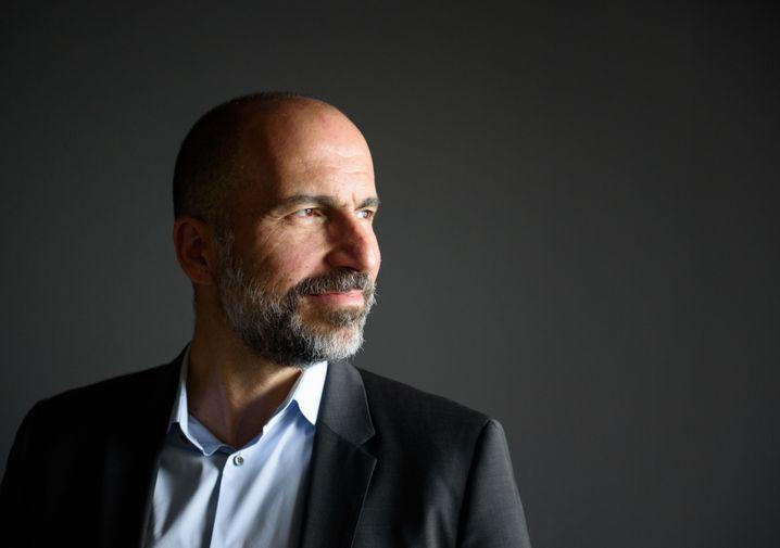 Mission verfehlt: Uber-CEO Dara Khosrowshahi sollte das Geld der Risikokapitalgeber retten