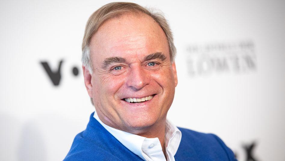 Strahlemann: Georg Kofler ist ein begnadeter Verkäufer in eigener Sache.