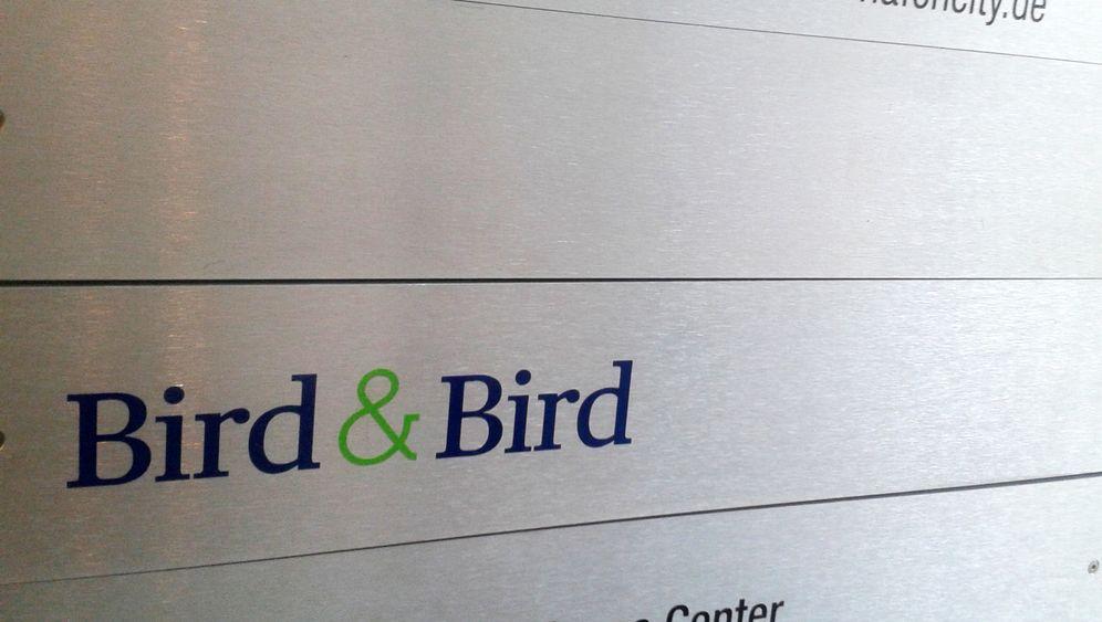 Hamburg, Hafencity: Wölbern und Bird & Bird saßen im gleichen Gebäude