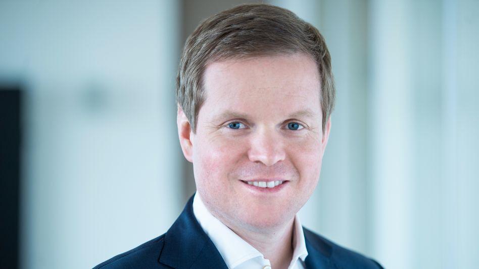 Aufsteiger: Matthias Tauber erhält einen neuen Führungsjob