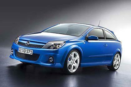 Opels Attacke auf den Golf GTI: Astra-Modell OPC
