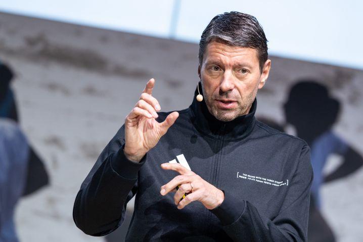 Projekt Reebok gescheitert: Kasper Rorsted