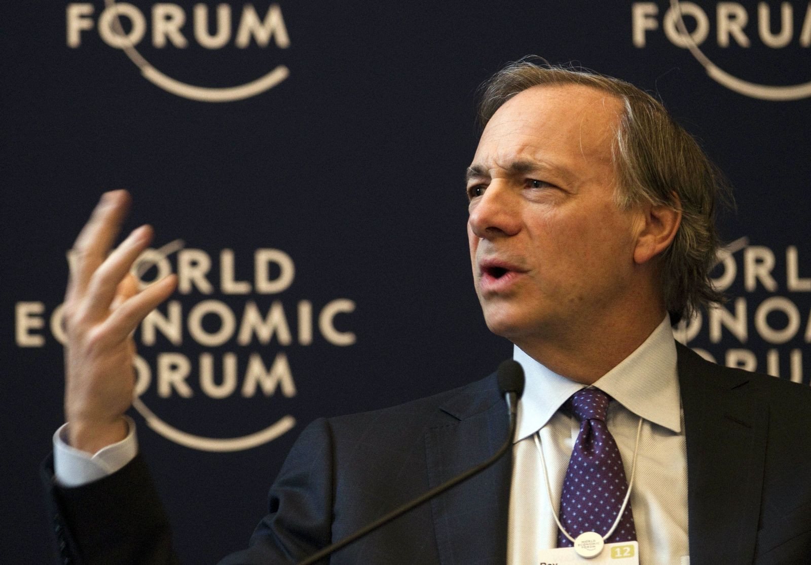 forbes / Hedgefonds-Ranking / Ray Dalio