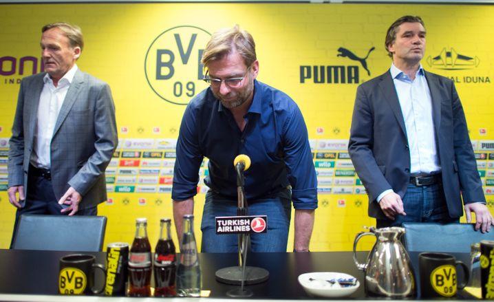 Bekennender Wiederaufforster: Der Fußballtrainer Jürgen Klopp, inzwischen in Diensten des FC Liverpool, steht zu seiner Haartransplantation