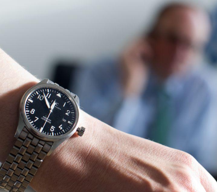 Gutes Zeitmanagement fängt damit an, am Abend vorher zu planen und dabei auch Pufferzeiten zu berücksichtigen