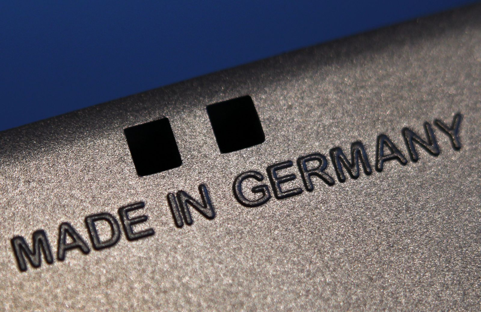 Export / Made in Germany