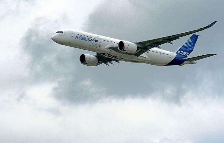 Airbus A350: Für die Durchsetzung des Weitflüglers setzt der Hersteller auf Aercap als Abnehmer