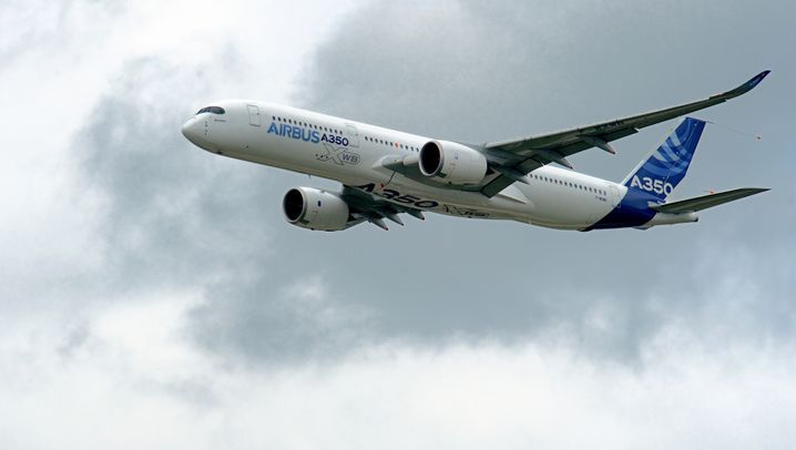 Über den Dingen: So sieht es im privaten Airbus A350 aus