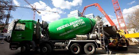 Kräftig durchgerührt: Der Baustoffkonzern HeidelbergCement steht vor erheblichen Umwälzungen.