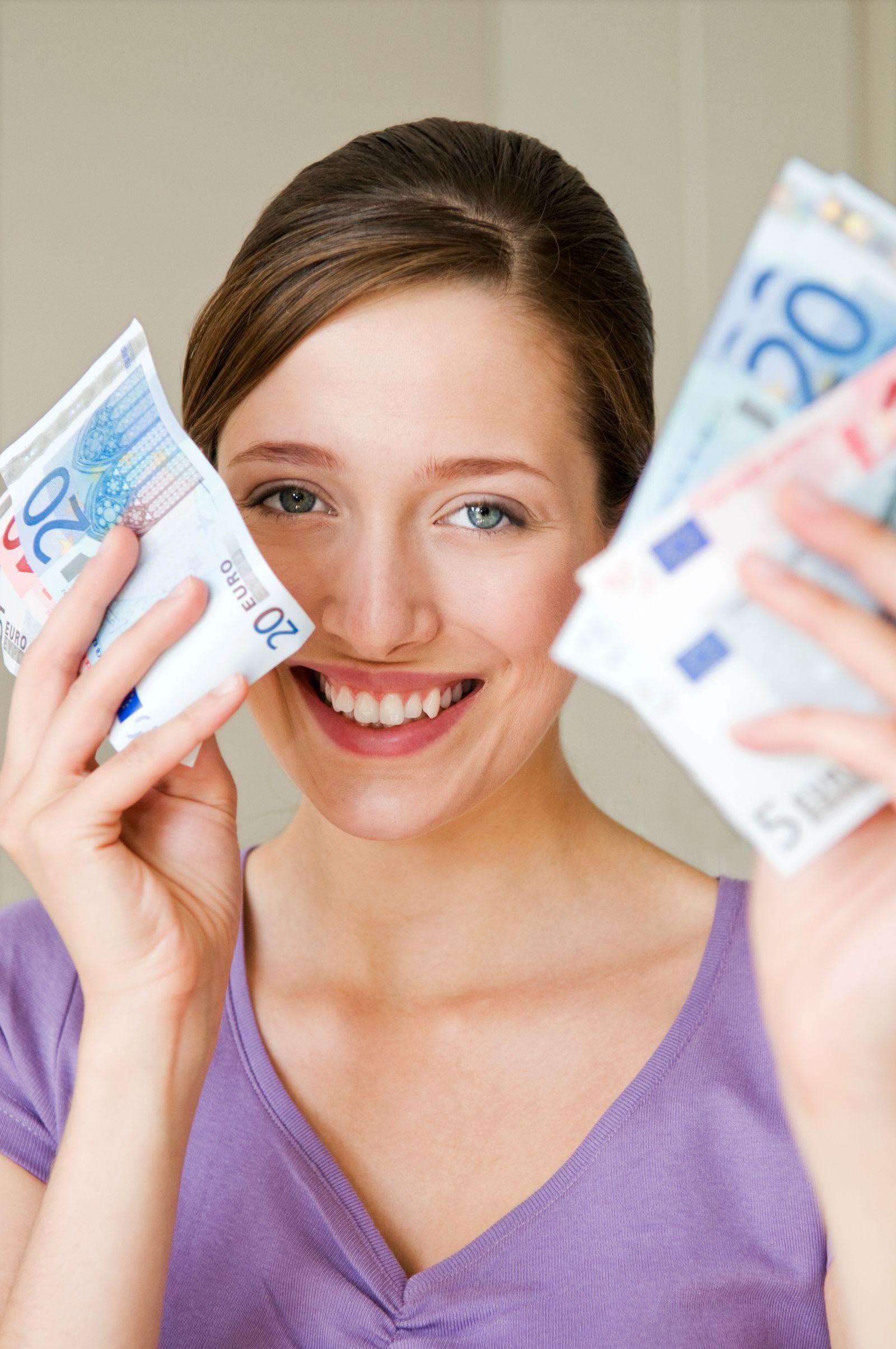 NICHT MEHR VERWENDEN! - Geld / Euro / Euro-Scheine / Faru / Sparen