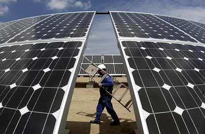 Solarenergie: Conergy steigert Gewinn und Aktienkurs überproportional