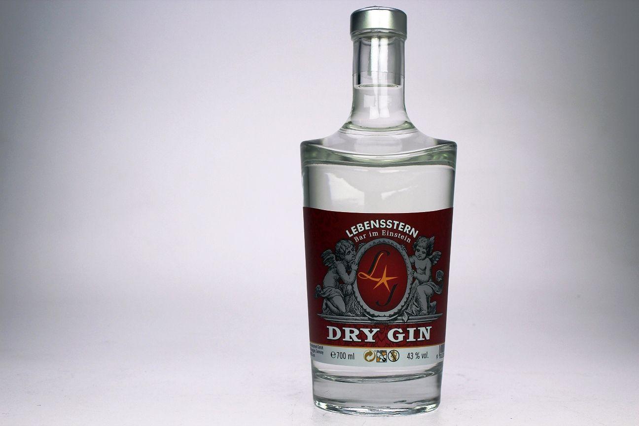 Gin / Lebensstern Dry Gin