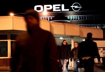 Unsichere Zukunft: Die Opel-Mitarbeiter fürchten den Jobverlust