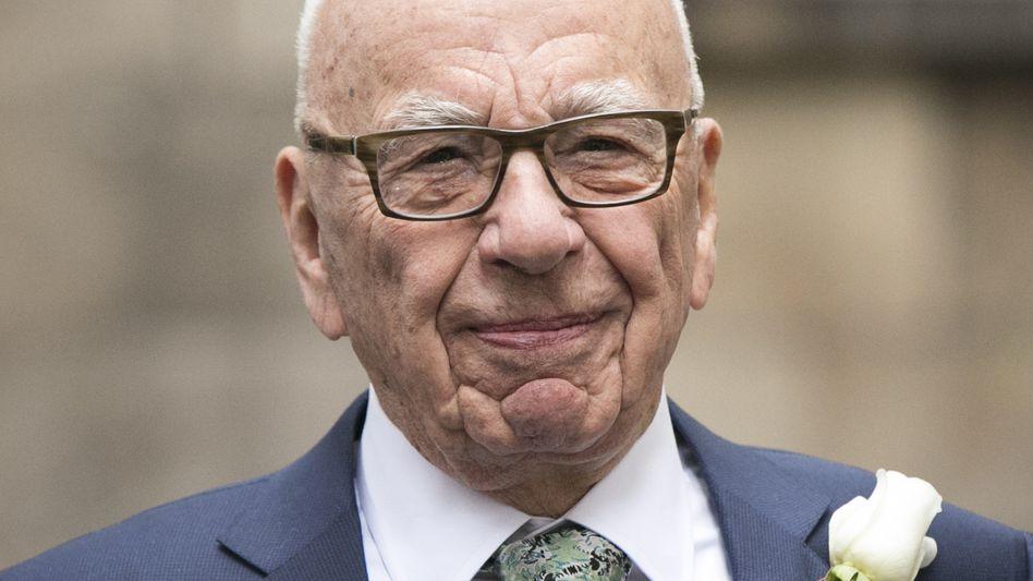 Medienunternehmer Murdoch will Sky kaufen