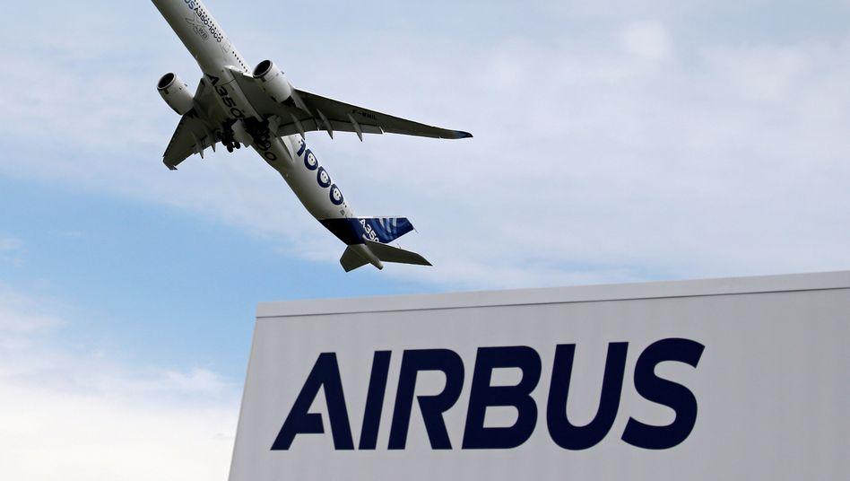 Airbus: A350 und A330 am stärksten betroffen