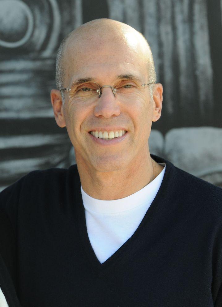 Filmproduzent Jeffrey Katzenberg legte drei Millionen Dollar auf den Tisch
