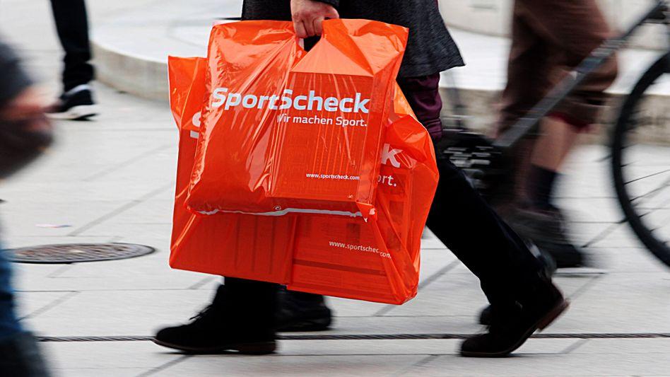 Notverkauf: SportScheck ist selbst im Angebot