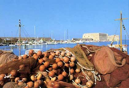 Heraklion: Die Hauptstadt Kretas ist gleichzeitig das Verwaltungs- und Wirtschaftszentrum der größten griechischen Insel