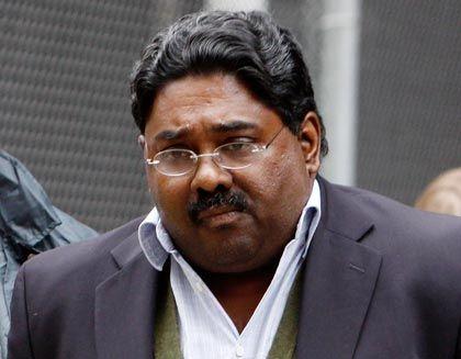 Milliardär Rajaratnam: Tiefer Sturz für reichen Sprössling