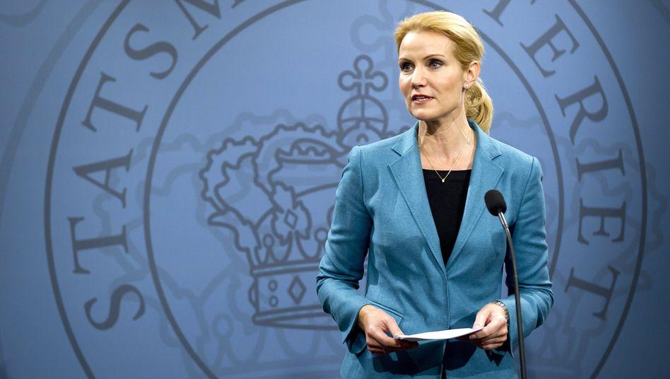 Helle Thorning-Schmidt: Die neue Ministerpäsidenten Dänemarks Grenzkontrollen ab und liberalisiert die Ausländerpolitik