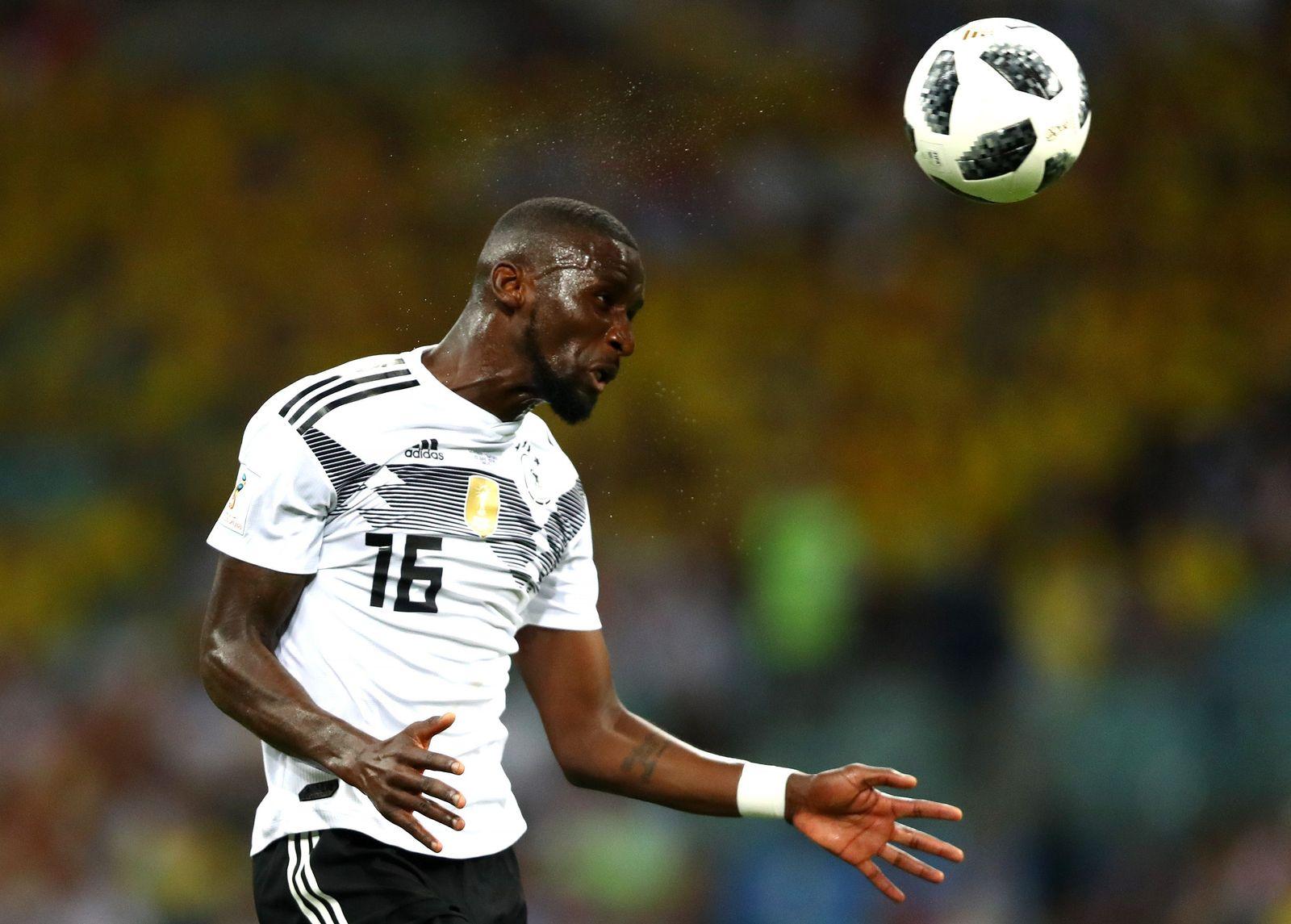 WM / Deutschland / Schweden / einzelkritik / Rüdiger