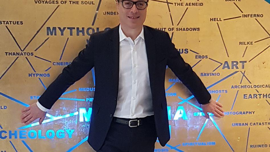 Nicolas Baretzki (48) ist seit April 2017 CEO von Montblanc, das zum Luxusgüterkonzern Richemont gehört.