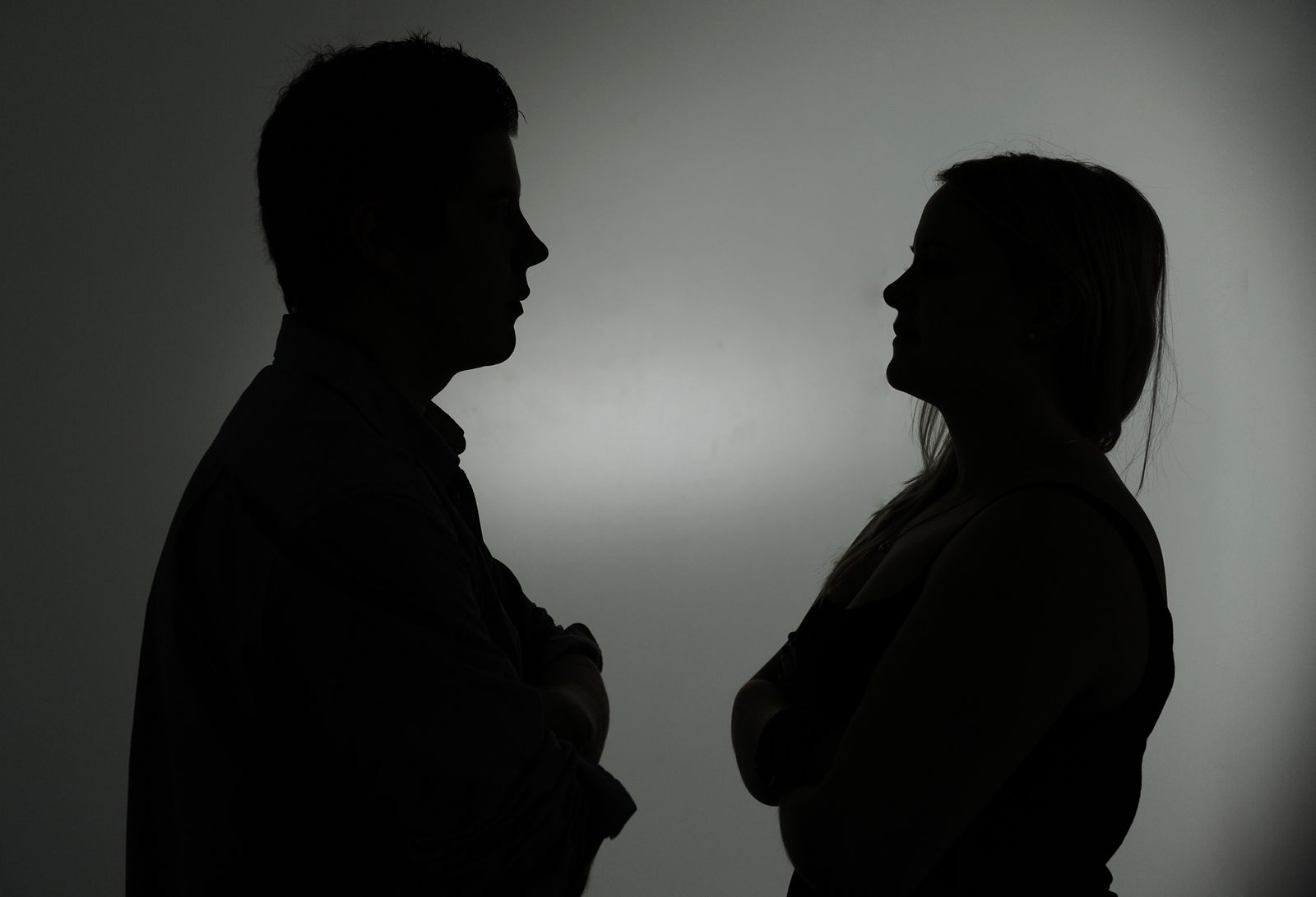 Ehescheidung/ Nach Ferien/ Paar/ SW
