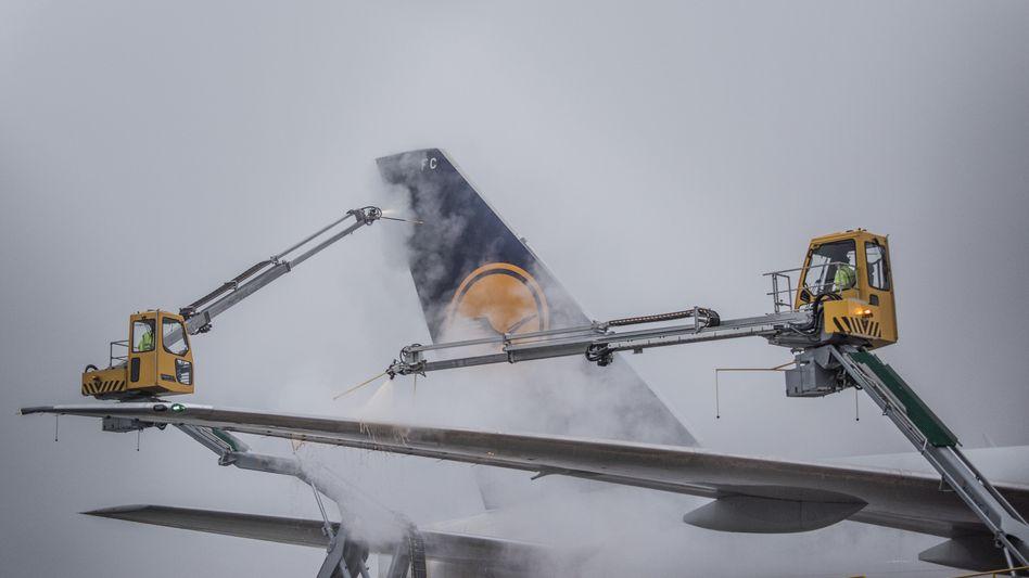 Ende der Eiszeit bei der Lufthansa?