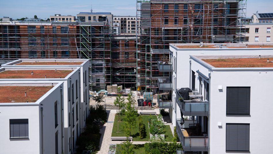 Teures Pflaster: Neubauten in München