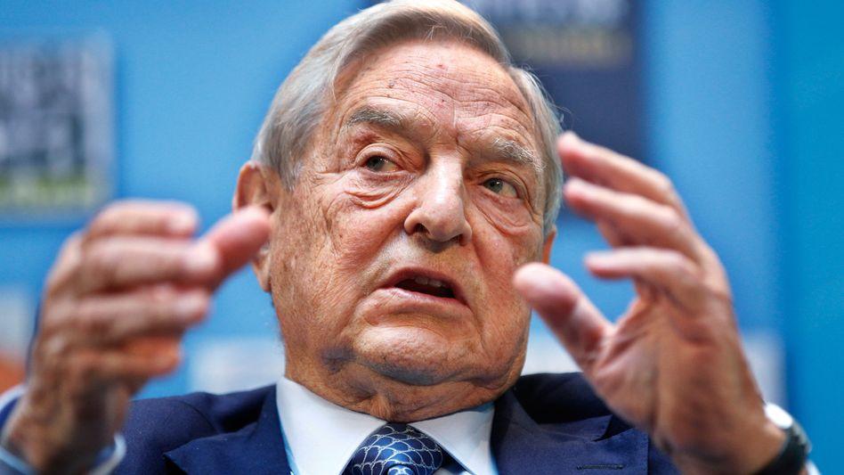 """""""Ich müsste mehr Steuern zahlen"""": Milliardär Soros nutzt offenbar jeden Trick, um Steuern zu vermeiden"""