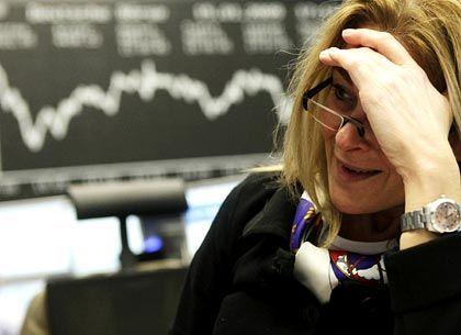 Ungläubiges Staunen: Die Wiedereinführung der Börsenumsatzsteuer würde die Handelsgeschäfte verteuern.