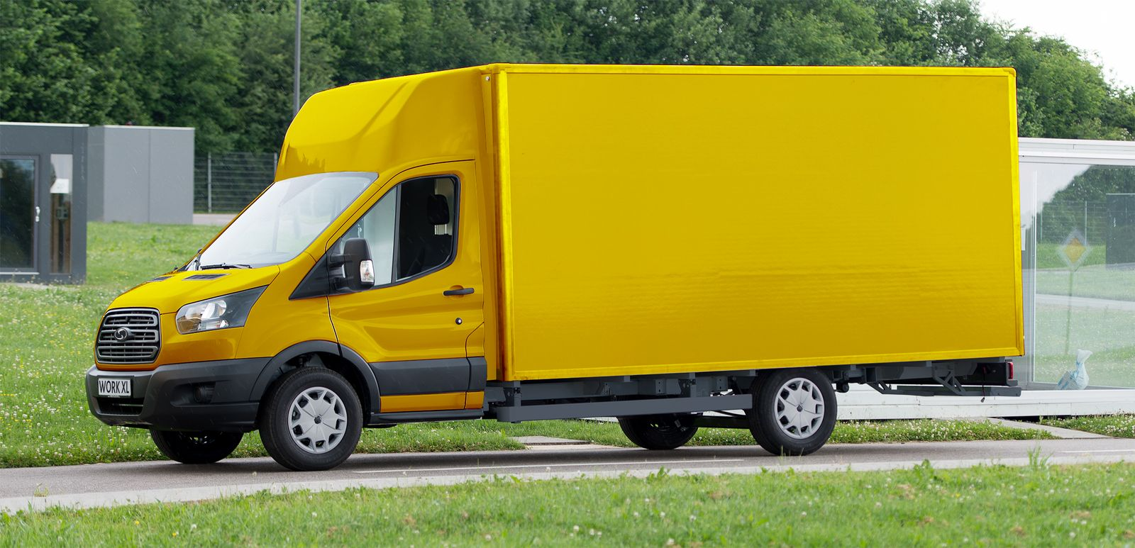 Streetscooter / Deutsche Post / Ford