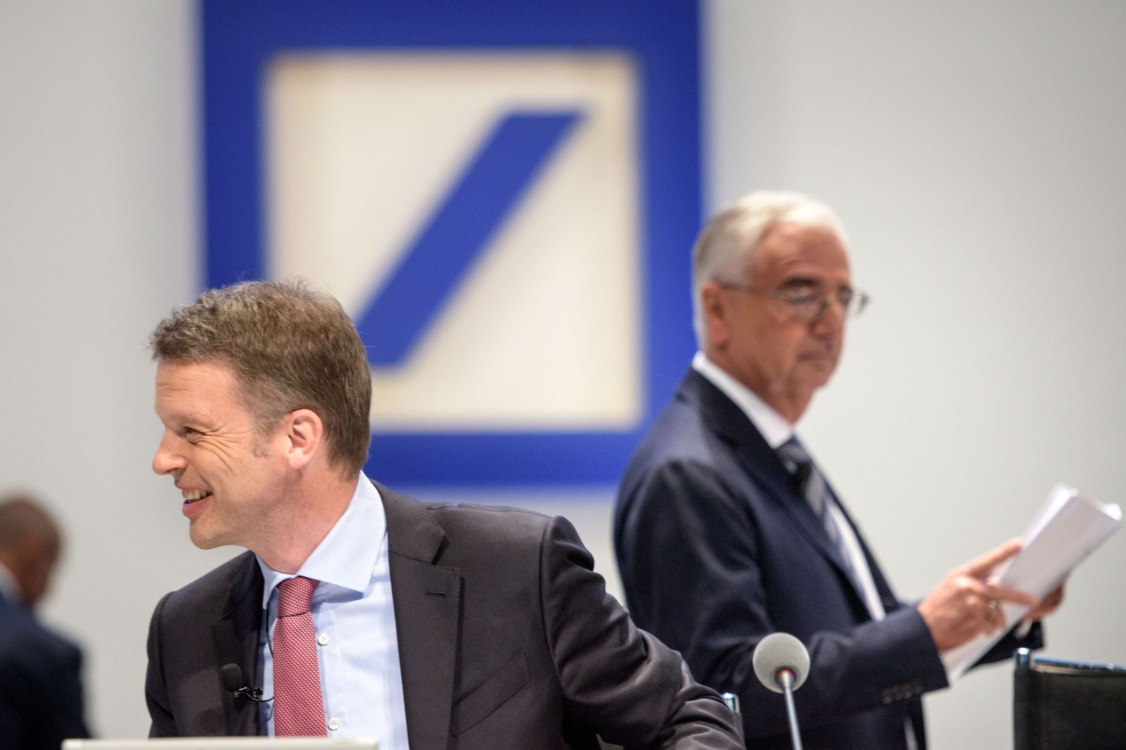 Deutsche Bank / Achleitner