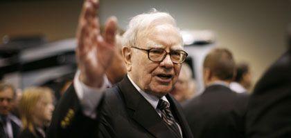 Wells-Fargo-Großaktionär Warren Buffett: Stört die Pläne der Citigroup zur Neuordnung der Branche