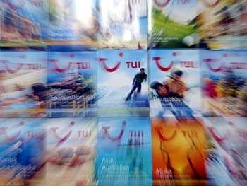 Tui-Kataloge: Frage nach den Kapitalbedarf
