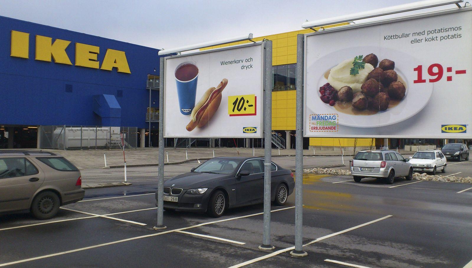 Ikea Werbung Essen