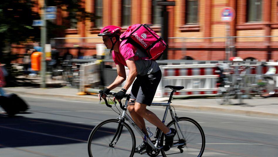 Essen auf Rädern: Delivery Hero hat sich aus Deutschland zurückgezogen - und setzt auf Wachstum in Asien