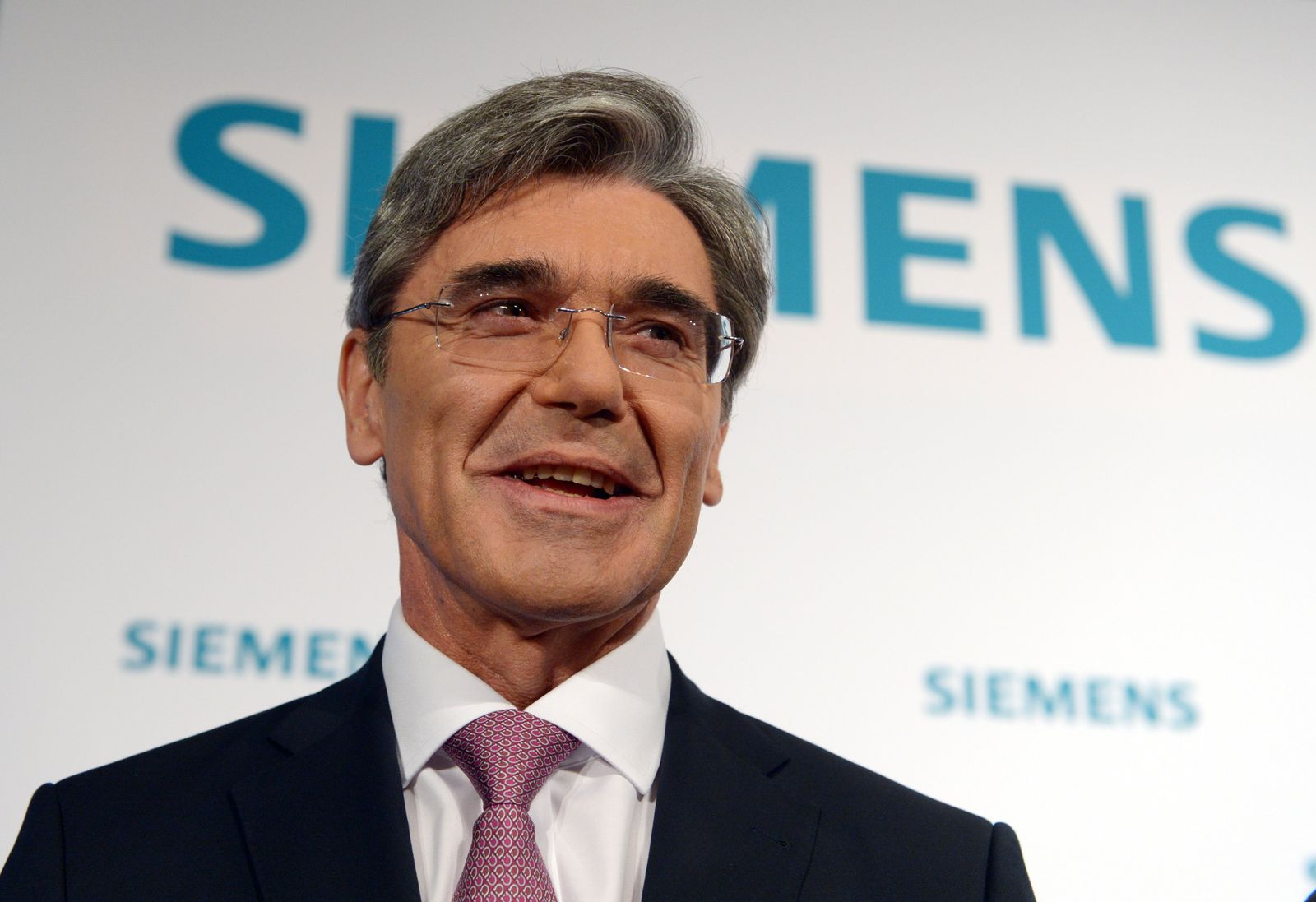 Joe Kaeser / Siemens