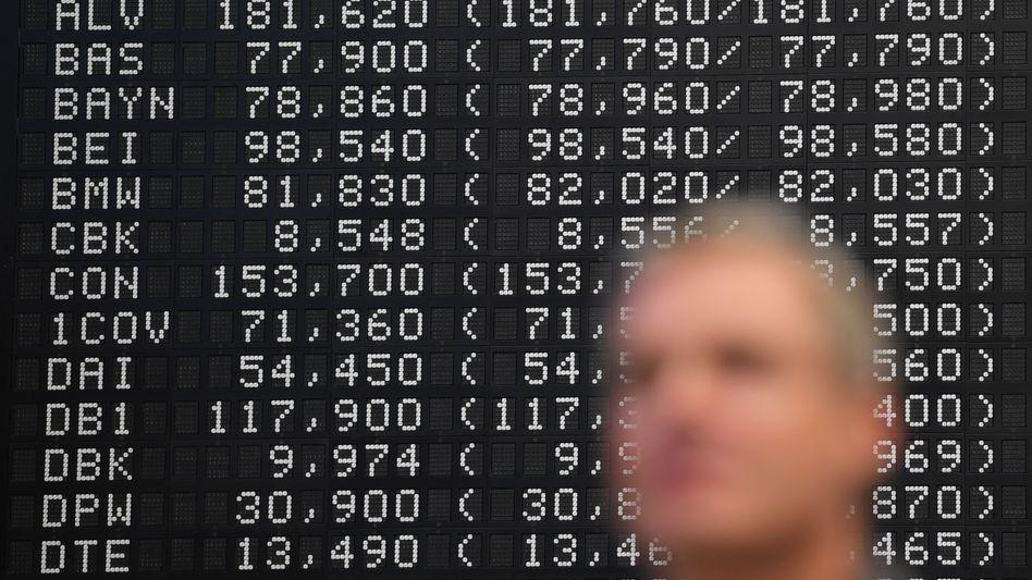 Die Kursliste im Blick: Ende September ändern sich die Indexzugehörigkeiten vieler Aktien.