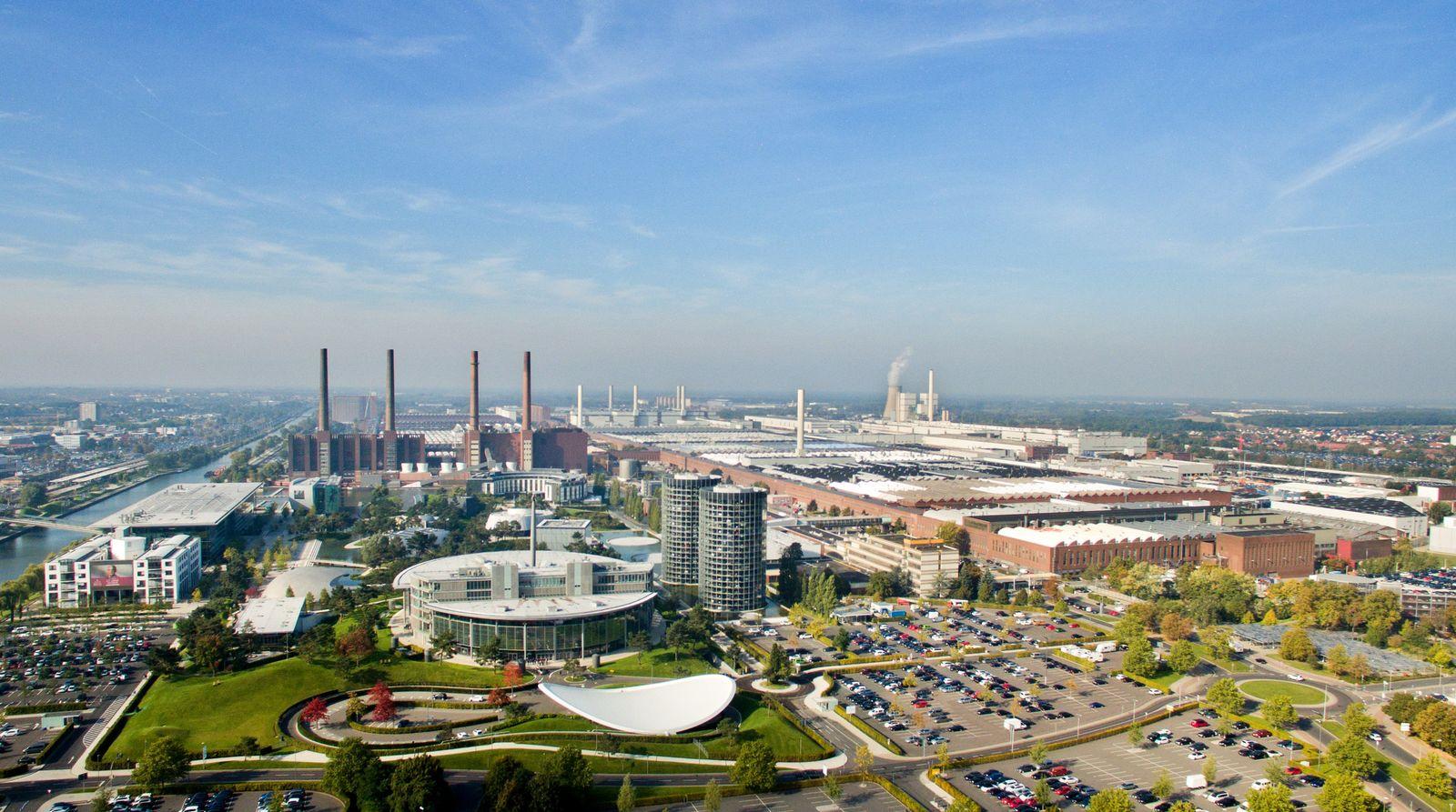 Wolfsburg/ Volkswagen