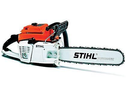 Stihl-Motorsäge: Das Unternehmen erlöste im vergangenen Jahr weltweit mit 11.484 Mitarbeitern 2,14 Milliarden Euro