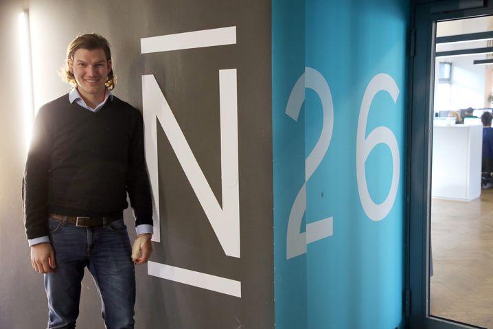 Ich: Den N26-Gründer Valentin Stalf schreiben Weggefährten Selbstbezogenheit zu. Sein Start-up leidet darunter.