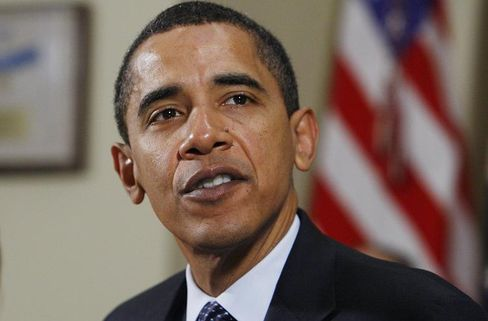 Hohe Erwartungen: US-Präsident Obama