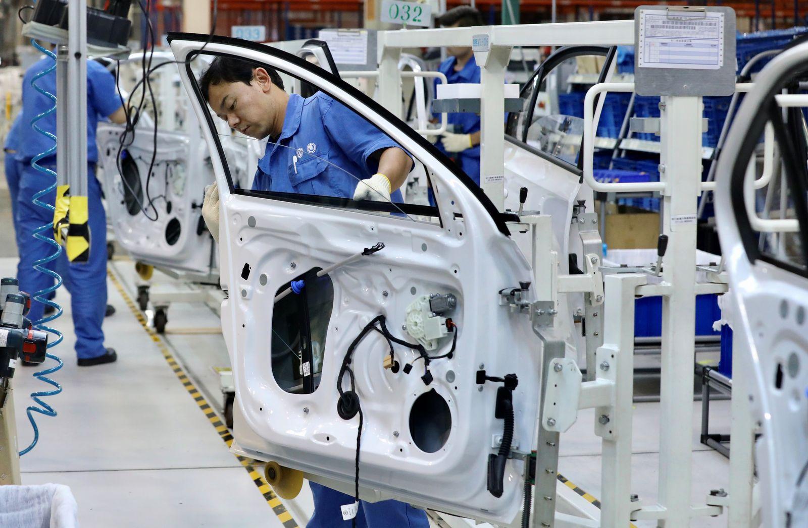 Xinjiang Volkswagen