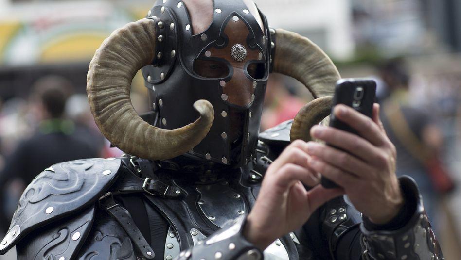 Welche Freude zu Halloween: Ein neues Smartphone!