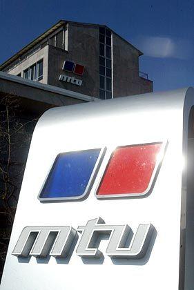 Einzelgesellschaften könnten auflöst werden: MTU-Zentrale in Friedrichshafen