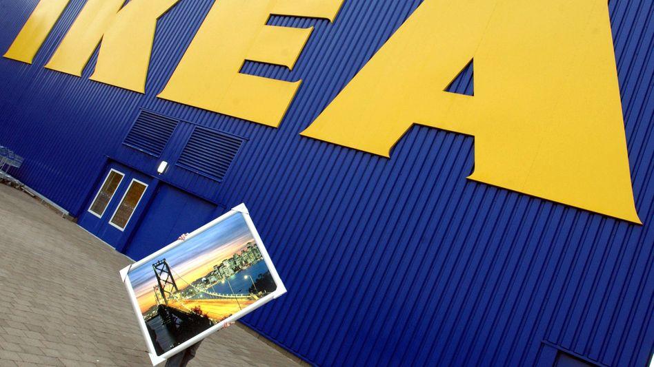 """Muss es das Bild unbedingt sein? Ikea-Manager Howard glaubt, wir haben allmählich genug """"Zeugs"""""""
