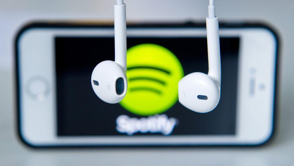 Spotify aus Schweden ist derzeit das wertvollste der jüngeren Technologieunternehmen in Europa