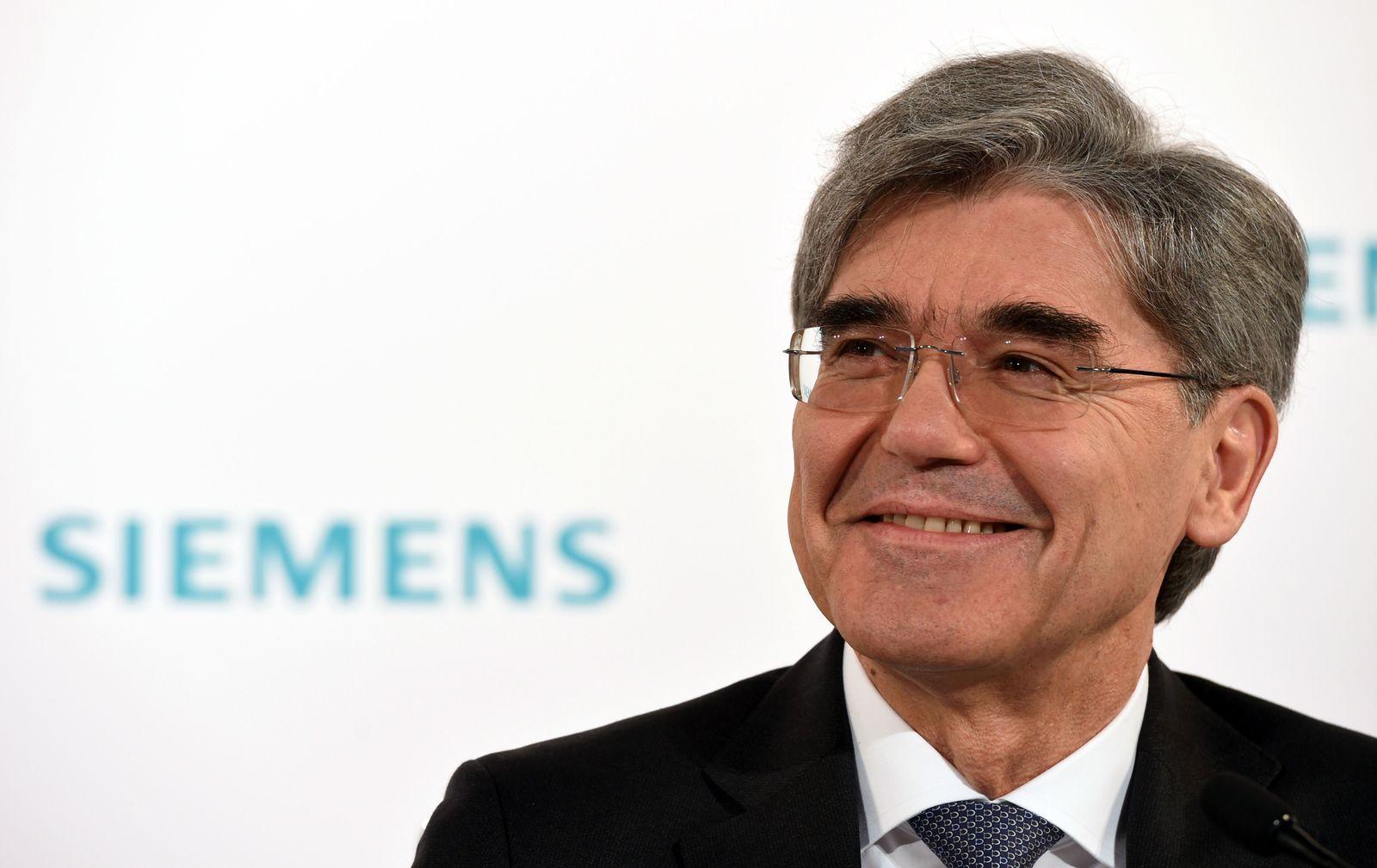 Siemens Hauptversammlung / HV