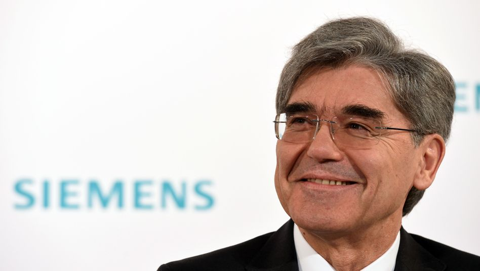 """Siemens-Chef Kaeser hält am geplanten IPO der Medizintechnik fest: """"Wir werden nicht als letztes Konglomerat der Welt das Licht ausmachen"""""""